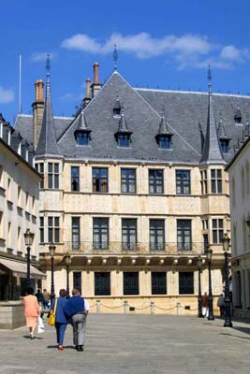 Luxembourg City tour