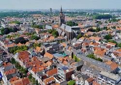 Delft - Delft Pottery De Delftse Pauw - Rotterdam - Kinderdijk