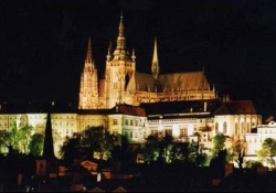 Tour summer vacation in Prague