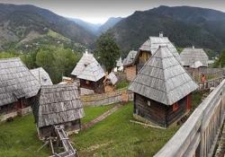 Tiny house of Drina river - Mokra Gora - Sargan Eight - Drvengrad - Višegrad