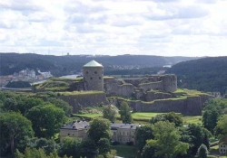 Bohus fortress - Marstrand - Carlsten Fortress