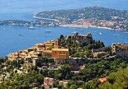 Eze - Monaco - Peillon