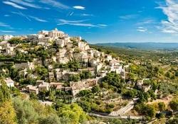 Aix-en-Provence - Lourmarin - Gordes  - Village des Bories - Senanque Abbey - Fontaine de Vaucluse