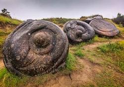 Costeti - Museum of Trovants Living Stones