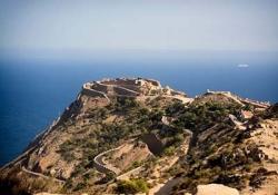 Aguilas - Bateria de Castillitos - Cartagena - Licor 43 Experience Tour