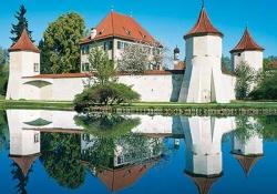 Blutenburg castle - Nymphenburg Palace