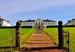 Gunnebo House and Gardens - Naas castle