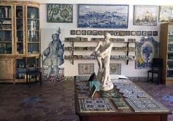 Sanctuary Christ the King - Azulejos de Azeitao workshop - Almendres Cromlech - Evora - Monsaraz village