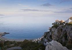 Castillo de Salobrena - Caves of Nerja - Frigiliana - Nerja - Balcon de Europa