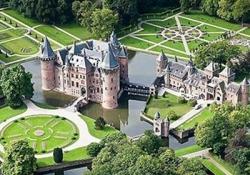 Utrecht - Castle De Haar - Fort Vechten