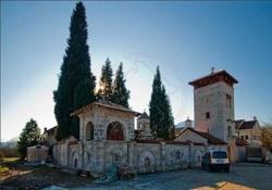 monastery Dajbabe - monastery Zdrebaonik - monastery Ostrog