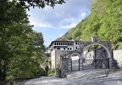 Mavrovo - St. Jovan Bigorski monastery - Ohrid