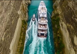Corinth Canal - Ancient Corinth - Mycenae - Nafplion - Ancient Theatre of Epidaurus