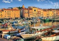 Antibes - Sainte-Maxime - Port-Grimaud - Saint-Tropez