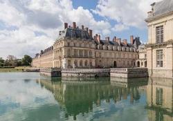 Provins - Château Vaux le Vicomte - Chateau de Fontainebleau