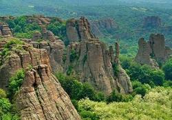Belogradchik Rocks - Belogradchik Fortress - Magura or Venetsa caves