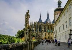 Excursion to Cesky Krumlov