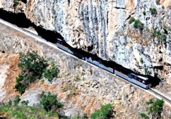 "Diakofto - ""Odontotos"" train - Vouraikos - Cave of the Lakes - Kalavryta - Mega Spilaio monastery"