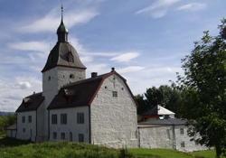 Trondheim Fjord - Austrått manor - Austrått Fortres
