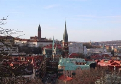 Gothenburg city tour