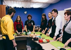 Russian Cuisine Cooking Class