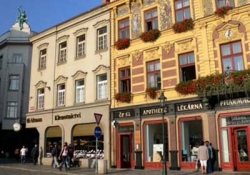 Plzen - Pilsner Urquell brewery - Chyse castle - Chyse brewery