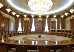 Excursion in Parliament Palace