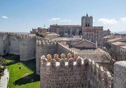 Avila - Segovia - Alcazar de Segovia