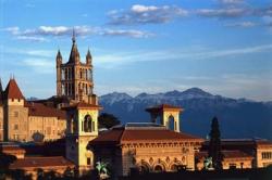 Экскурсия по городу Лозанна