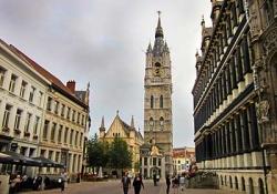 Ghent city tour