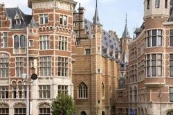 Antwerp city tour