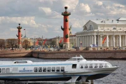 Tour Two Russian Capitals Moscow and St.Petersburg
