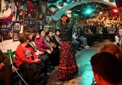 Flamenco Show in Sacromonte