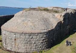 Oscar II Fort - Tjoloholms castle