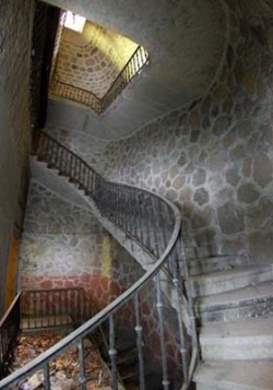 The Fort Feyzin - Postman Cheval's Ideal Palace - The Caves of La Balme