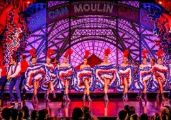 Moulin Rouge Show with drink