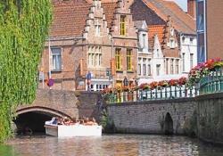 Ghent boat trip