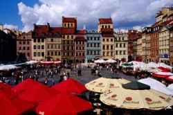 Warsaw City tour