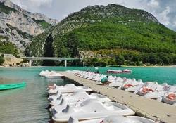 Biot - Grasse - Lac de Sainte Croix - Verdon Gorge