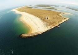 Ria Formosa - Farol Island - Deserta Island
