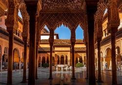 Granada - Alhambra - Nasrid Palaces - Generalife Palace and Gardens - Medina - Alcazaba