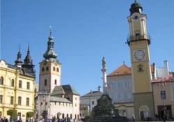 Banska Bystrica City tour