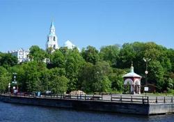 Priozersk - Cruise at Ladoga lake - Valaam