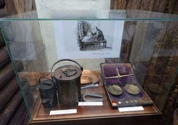 Ural Mineralogical Museum  - Museum of the History of Jeweler and Lapidary Arts - Berezovsky - Gold hill