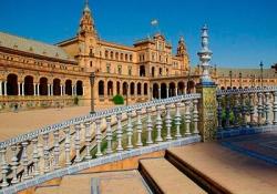 Tour Madrid - Cordoba - Seville - Granada - Valencia - Barcelona - Zaragoza - Madrid