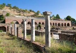Manaki–Bitola - National Park Galichica - Saint Naum monastery