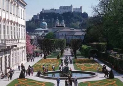 Excursion to Salzburg