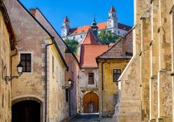 Tour  Prague - Paris - Vienna - Budapest - Bratislava - Prague