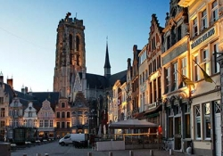 Groot-Bijgaarden Castle - Waterloo Battlefield - Louvain - Mechelen